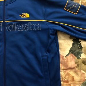 Men's North Face Limited Edition Track Jacket